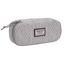 Burton Switchback Case grey heather denim ripstop