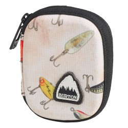 Burton The Kit fishing lures print