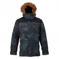 Burton Traverse derby camo/true black