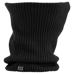 Burton Truckstop Neck Warmer true black