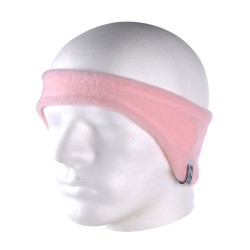 NXTZ Fleece Earband baby pink
