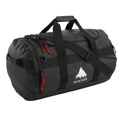 Burton Backhill Duffel Medium 70L true black tarp