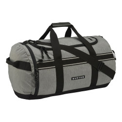 Burton Backhill Duffel M 70L grey heather