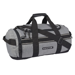 Burton Backhill Duffel S 40L grey heather
