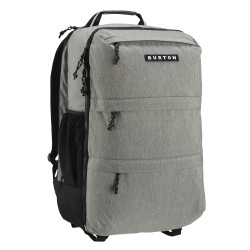 Burton Traverse grey heather