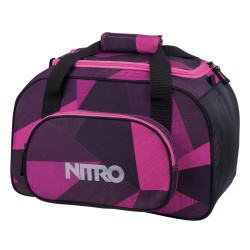 Nitro Duffle Xs fragments purple