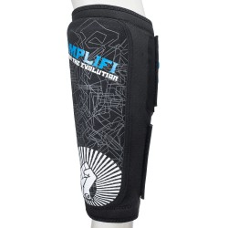 Amplifi Artik Shin Guard Pro black
