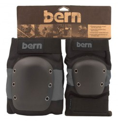 Bern Adult Pad Set grey on black