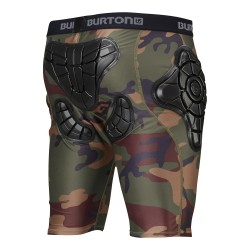 Burton Total Impact Short highland camo