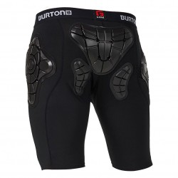 Burton Wms Total Impact Short true black