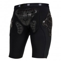 Burton Youth Total Impact Short true black