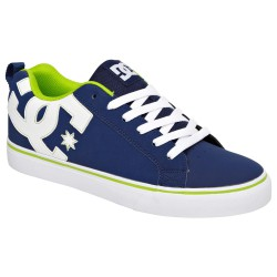 DC Court Vulc navy/white
