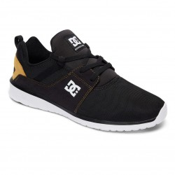 DC Heathrow black/tan