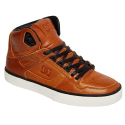 DC Spartan High WC LX brown