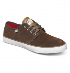 DC Studio S brown/white