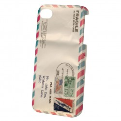 Dedicated Air Mail Iphone 4 white