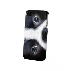 Dedicated Dog Eyes Iphone 5 black