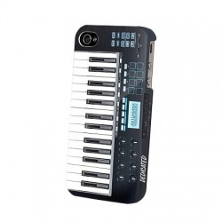 Dedicated Synthesizer Iphone 5 black