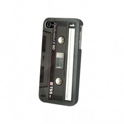 Dedicated Tape Black Iphone 4 black