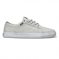 DVS Aversa white/black canvas