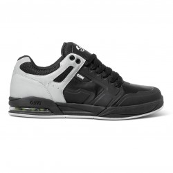 DVS Enduro X black/white/lime leather
