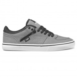 DVS Torey Lo pewter canvas