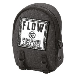 Flow Strapstash black