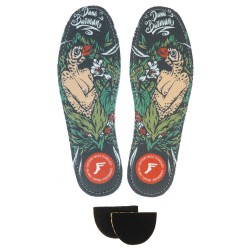 Footprint High Profile Kingfoam Insoles dane burman