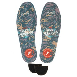 Footprint Kingfoam Flat Insoles terry kennedy