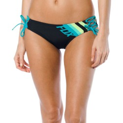 Fox Cozmik Lace Up Bottom jade