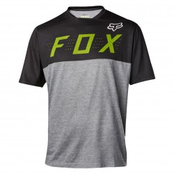 Fox Indicator Ss Camo Jersey heather grey