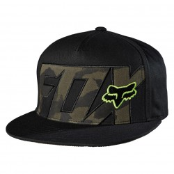 Fox Ozwego Snapback black