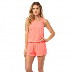 Fox Refraction Romper melon