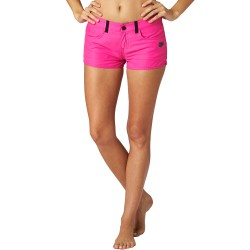 Fox Vault Tech Short fuchsia