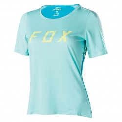 Fox Womens Attack Jersey ice blue