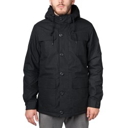 Globe Goodstock Thermal Parka black