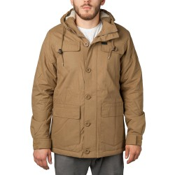 Globe Goodstock Thermal Parka taupe