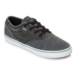 Globe Motley dark shadow/black wash