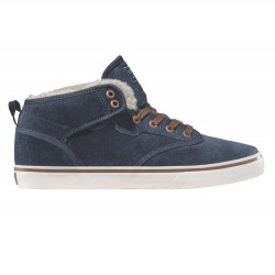 Globe Motley Mid navy/brown/fur