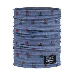 Gravity Apache Neck Warmer blue