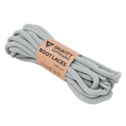 Gravity Boot Laces grey