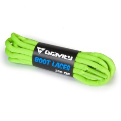 Gravity Boot Laces lime