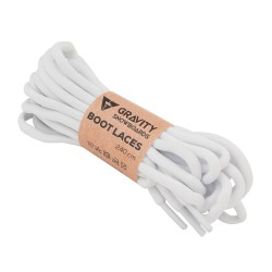 Gravity Boot Laces white