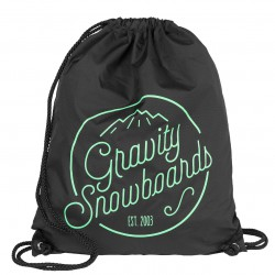 Gravity Connie Cinch Bag black