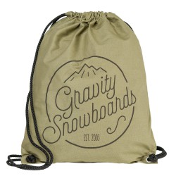 Gravity Connie Cinch Bag canvas