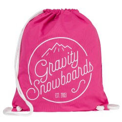 Gravity Connie Cinch Bag pink