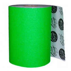 Blood Orange X-Coarse Grip Roll neon green