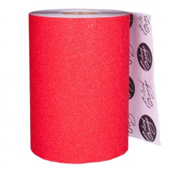 Blood Orange X-Coarse Grip Roll red