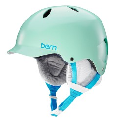 Bern Bandita Jr satin mint green