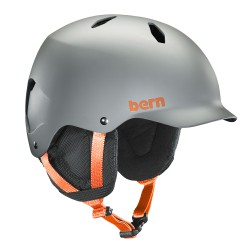 Bern Bandito satin grey
